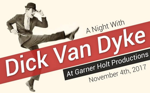 A practically perfect evening with Dick Van Dyke at Garner Holt Productions