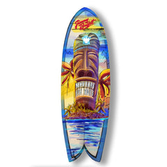 Concept Board Surf Wall Art