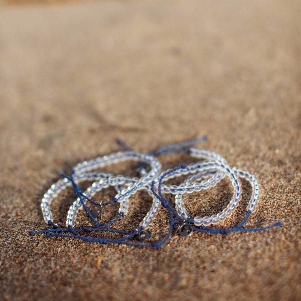 4Ocean Bracelet - Recycled jewelry - each pays for ocean cleanup