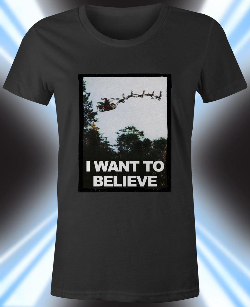 The X-Files Christmas Holiday T-shirt-nelsonmakesart