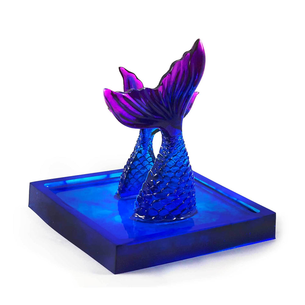 Cute ring holder of Mermaid Tails by Nelson Makes Art