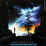 Ryan Farish's Art for Life Album Limited Edition Art Canvases