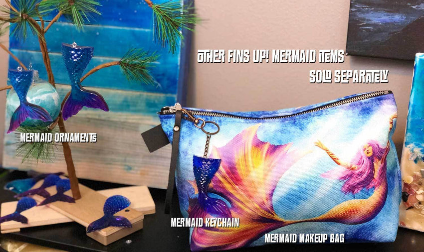 Cute Mermaid Stuff for Girls by Nelson Makes Art