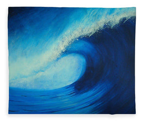 Big Blue - Framed Print
