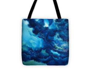 Duck Diver Green - Framed Print