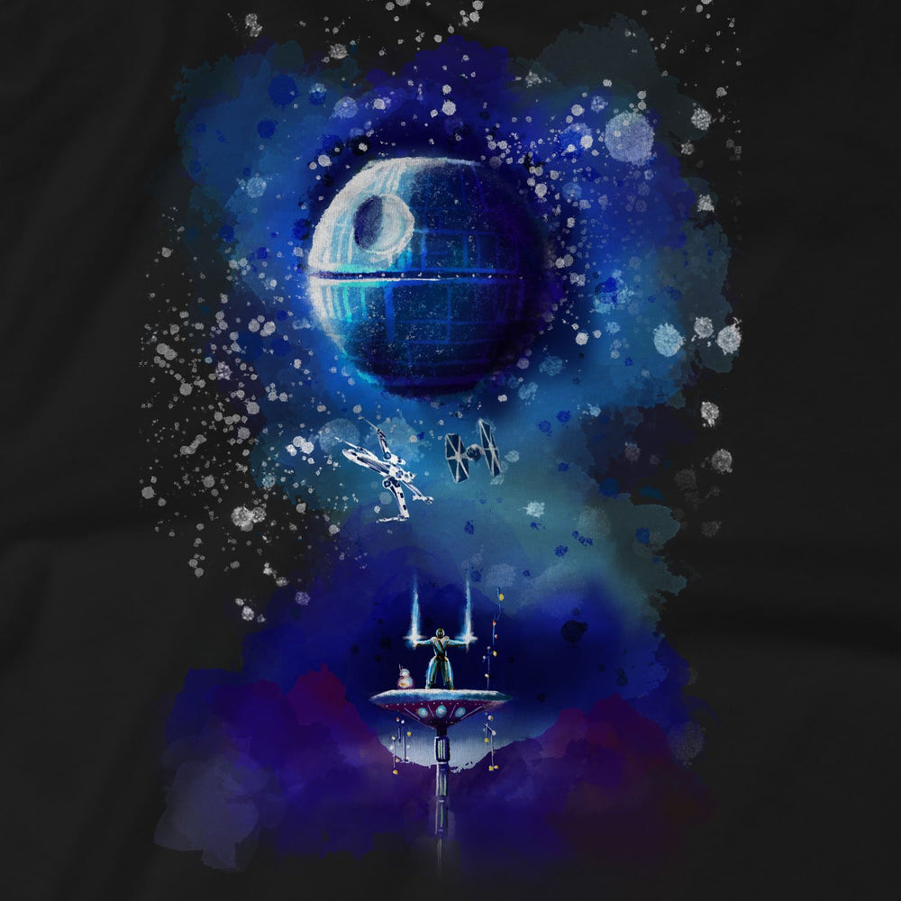 Star Wars - A New Hope Awakens Unisex T-shirt
