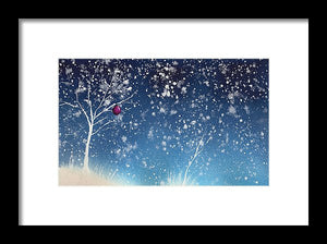 Holiday Card 24 - Framed Print