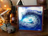 Rise Original Abstract Wave Art-nelsonmakesart