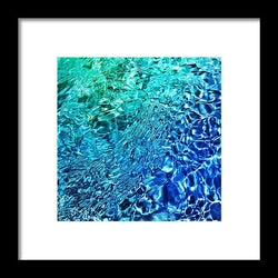 Patterns - Framed Print