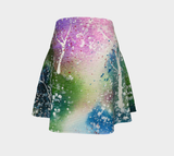 Winter Grove Holiday Flare Skirt-nelsonmakesart