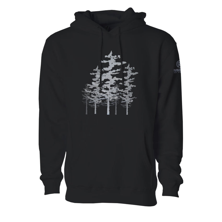 Ryan Farish's Art for Life Hoodie- Track #3