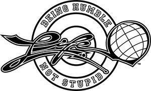 LIFE™ Original 'Being Humble, Not Stupid' Sport Short Sleeve Tee