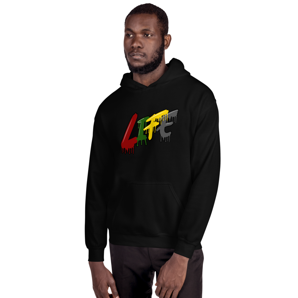 LIFE™ Original 'Inner G (Energy)' Heavy Weight Hoodie