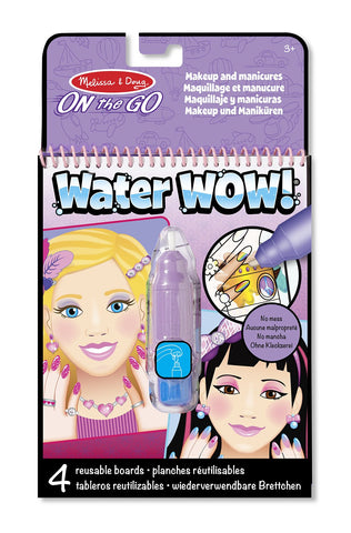MD-19416 WATER WOW! MAKE UP & MANICURE