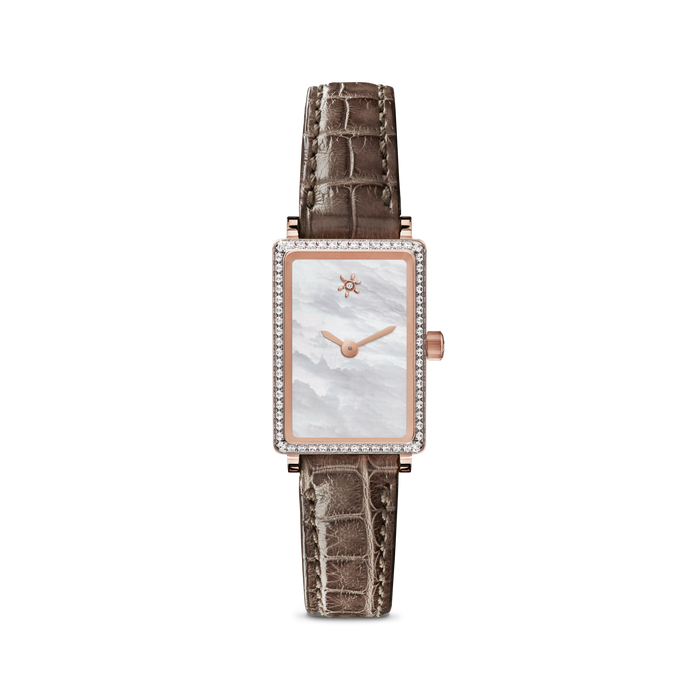 SHIRLEY MINI WATCH - MOTHER OF PEARL