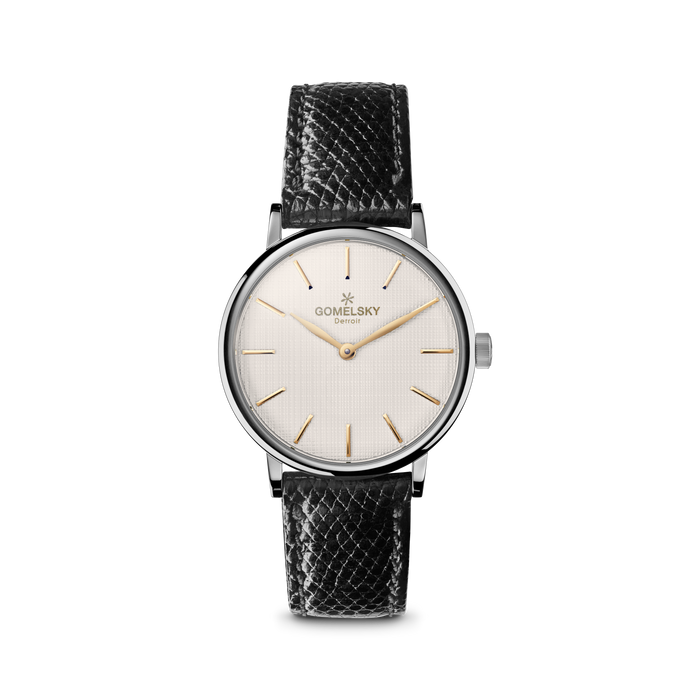 AGNES WATCH - BLACK