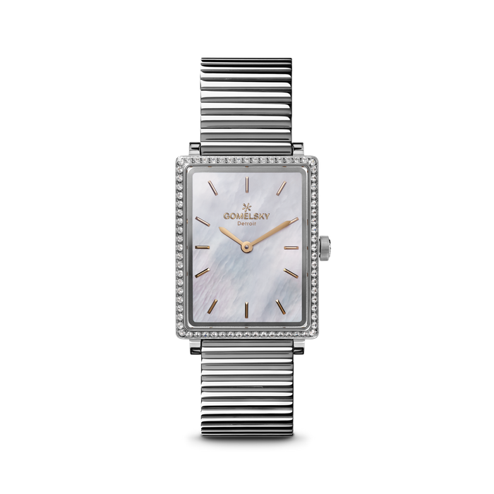 SHIRLEY WATCH - MOTHER OF PEARL