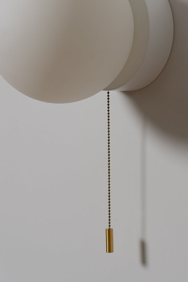 GRAM SCONCE HARDWIRED