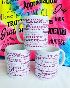 Love Lingo Positive Coffee Mug 11oz  Love Lingo - Love Lingo