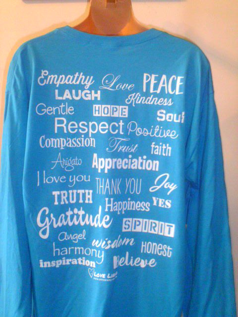 California Blue Unisex Long Sleeve T-Shirt - Love Lingo