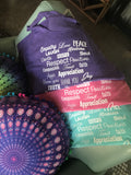 Purple Rush Love Lingo Women's Tank - Love Lingo