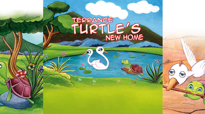 TERRANCE TURTLE'S NEW HOME  | Free Children Book
