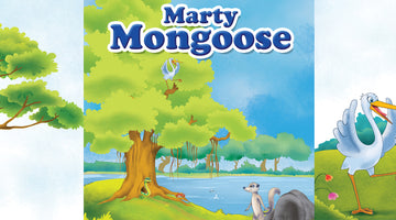 MARTY MONGOOSE  | Free Children Book