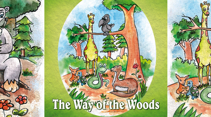THE WAY OF THE WOODS  | Free Children Book
