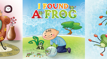I FOUND A FROG  | Free Children Book