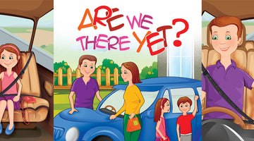 ARE WE THERE YET?  | Free Children Book