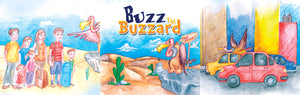 BUZZ THE BUZZARD  | Free Children Book