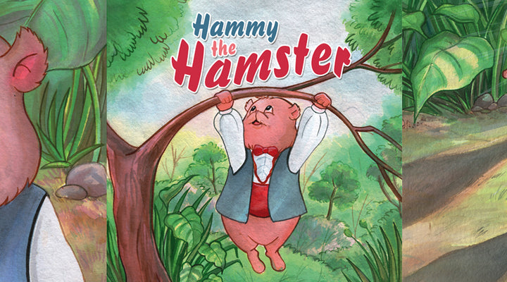 HAMMY THE HAMSTER | Free Children Book