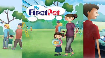 MY FIRST PET  | Free Children Book