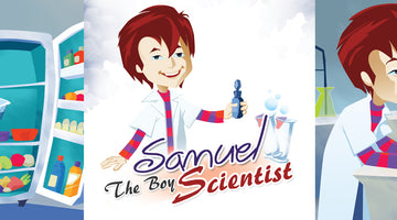 SAMUEL, THE BOY SCIENTIST  | Free Children Book