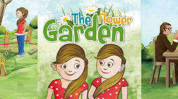 THE FLOWER GARDEN  | Free Children Book