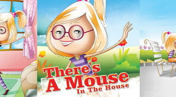THERE IS A MOUSE IN THE HOUSE  | Free Children Book