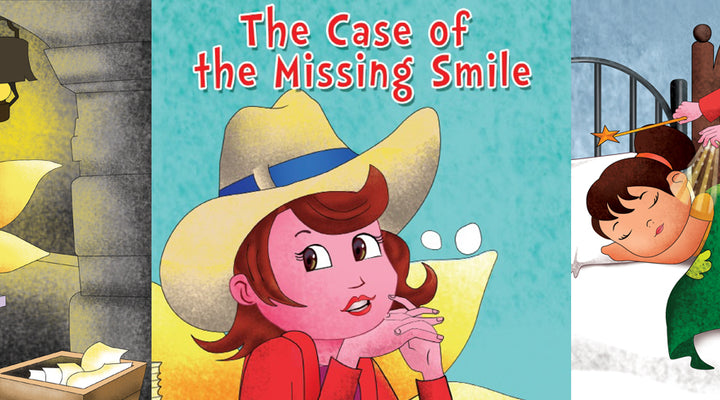 THE CASE OF THE MISSING SMILE | Free Children Book