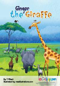 Ginger the Giraffe - Free Pdf Books