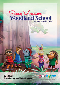 Sunny Meadows Woodland School - Free Books To Read For Kids