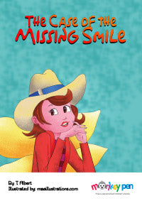 The Case Of The Missing Smile - 6 Year Old Books To Read Online Free