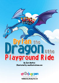 Dylan The Dragon - Read Children's Books Online Free