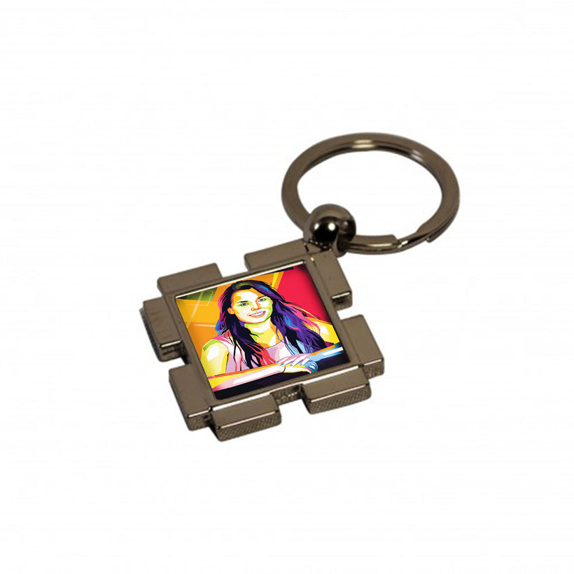 print your photo on key chain