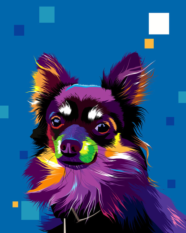 Order WPAP Pet Portraits