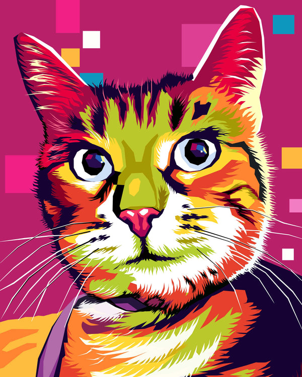 WPAP portrait artists online
