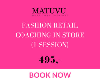 FASHION RETAIL COACHING IN STORE (workshop)