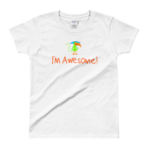 I'm Awesome! Women's T-shirt Women's T-Shirt - Mowsem