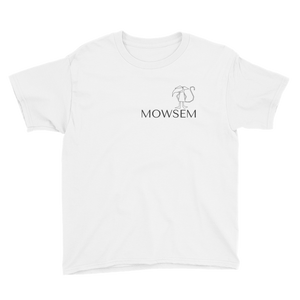 Mowsem Logo Youth Short Sleeve T-Shirt Youth T-Shirt - Mowsem