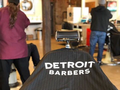 barber shop detroit