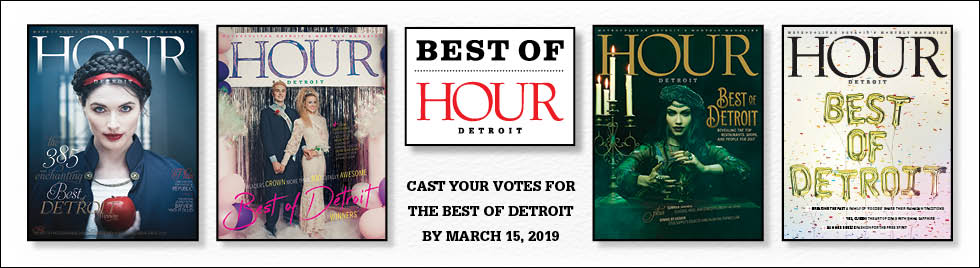 BEST OF HOUR DETROIT VOTE