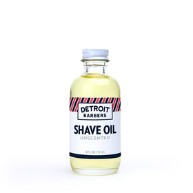 2 oz. Shave Oil - Unscented
